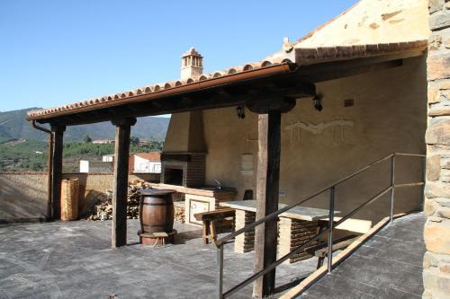 Apartamento Rural El Peral front view