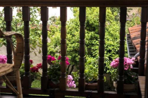 Habitación Doble - 1 o 2 camas Posada Real El Prado Mayor 13