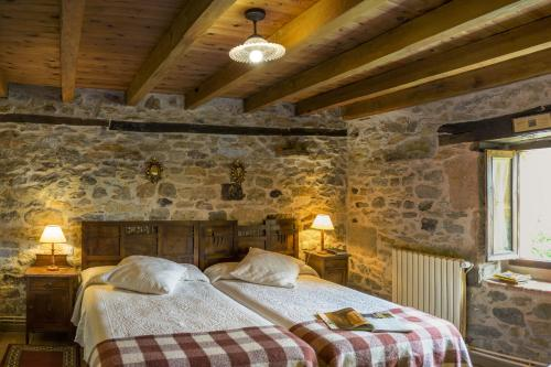 Habitación Doble - 1 o 2 camas - Uso individual Posada Real El Prado Mayor 13