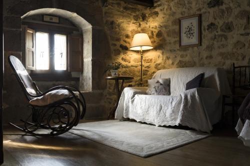 Habitación Doble - 1 o 2 camas Posada Real El Prado Mayor 11
