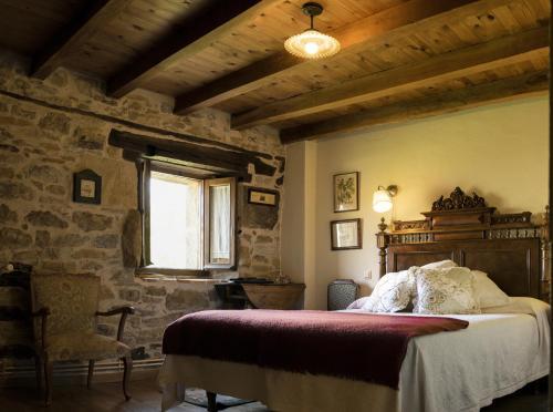Habitación Doble - 1 o 2 camas Posada Real El Prado Mayor 10