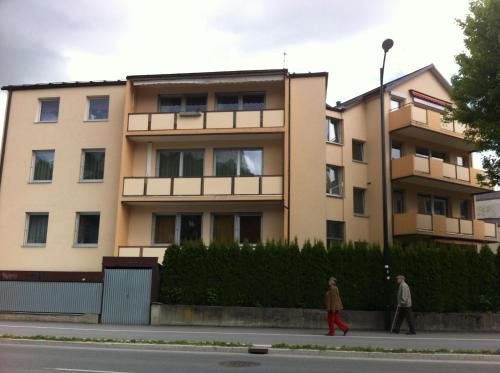 Apartment Castle View - Apartment mit 2 Schlafzimmern mit Balkon