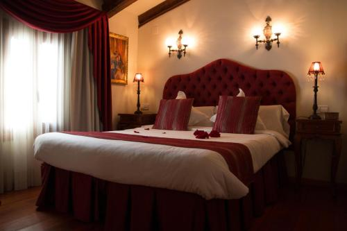 Doppelzimmer Hotel Abaco Altea 7