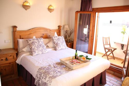 Doppelzimmer Hotel Abaco Altea 5