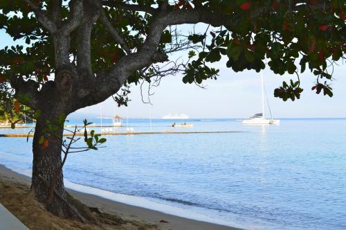 Kaz Kreol Beach Resort Contact