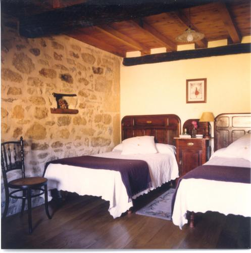 Habitación Doble - 1 o 2 camas Posada Real El Prado Mayor 17