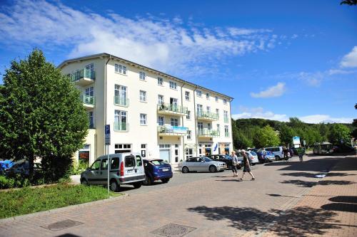 Отель Ferienwohnung Nummer 16 Sellin 0 звёзд Германия