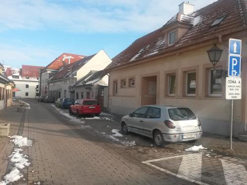 Na Baštách front view
