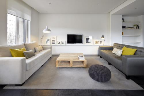 Separate living room