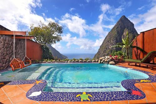Find cheap Hotels in Saint Lucia