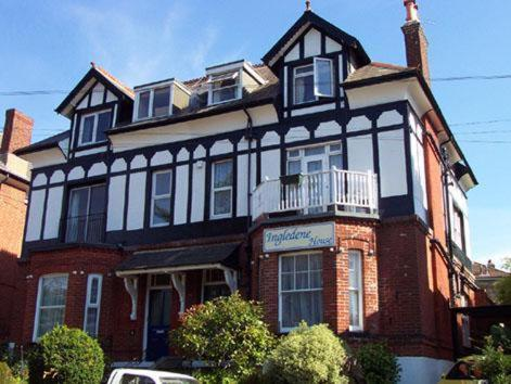 Photo of Ingledene Guest House Hotel Bed and Breakfast Accommodation in Bournemouth Dorset
