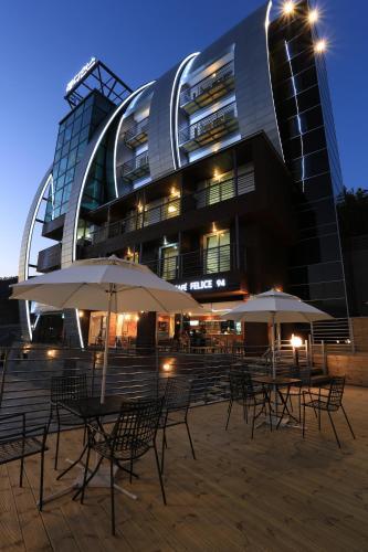 Отель Radiance Tourist Hotel 3 звезды Корея, Республика