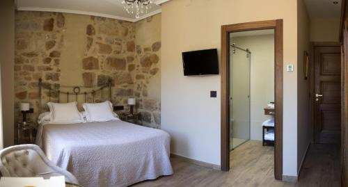 Double or Twin Room Torre Maestre Hotel Rural 2