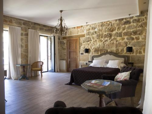 Suite with Terrace Torre Maestre Hotel Rural 2