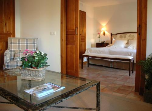 Junior Suite Hotel Puerta de la Luna 1