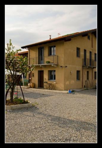 B & B La Ca' Di Massuc front view