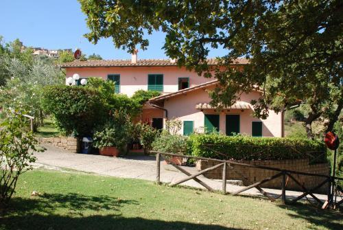 Отель Agriturismo La Baroncella 0 звёзд Италия