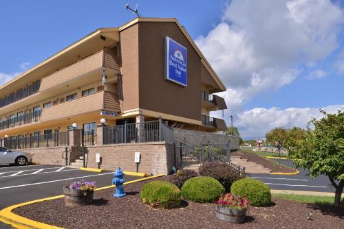 Americas Best Value Inn Pittsburgh Airport PA, 15108