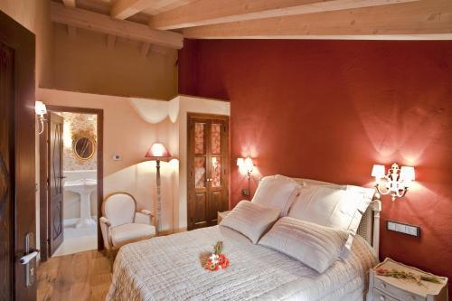 Standard Double Room Hotel Real Posada De Liena 3