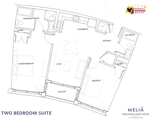 Melia Orlando Suite Hotel Kissimmee FL United States Overview