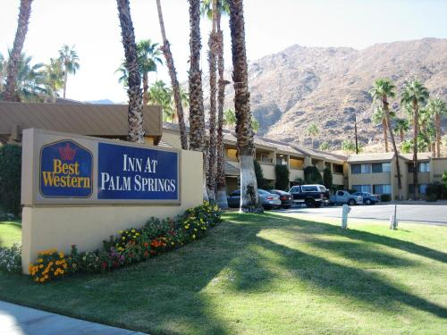 Photo of Best Western Inn Palm Springs Hotel Bed and Breakfast Accommodation in Palm Springs California