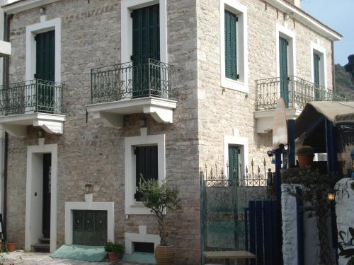 Отель Leludas guesthouse 0 звёзд Греция