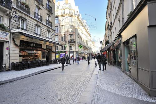 Parisian Home - Appartement Montorgueil