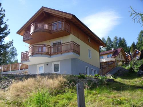 Holiday Home Hochrindl