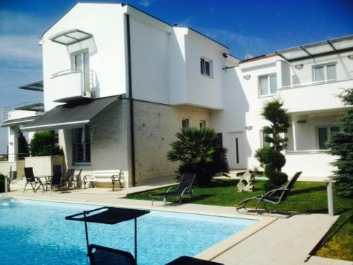 مسبح Apartments Vesna
