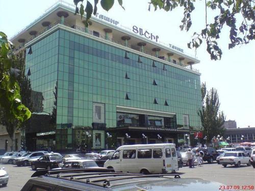 Отель Гетар