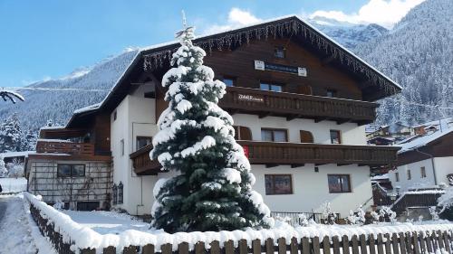 Alpensport Appartement Stubai - Tannenheim - Apartment mit 1 Schlafzimmer und Balkon