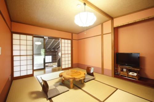 "Deluxe Japanese-Style House with Open-Air Bath - ""Kan aoi"""