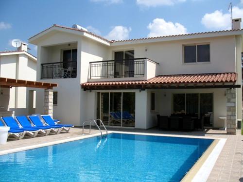 Отель Villa Keti 0 звёзд Кипр