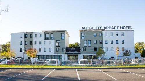 All Suites Appart Hotel Pau  Rue Des Tiredous
