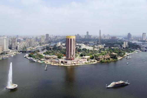 Luxury Room with Club Millesime Access and Full Nile View (3 Adults)
