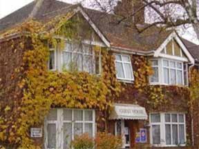 Ashtrees Guest House,Cambridge