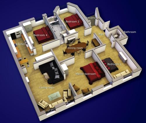 Luxury Apartments Stockholm