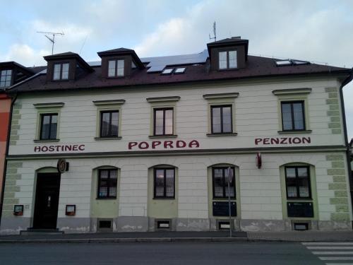 Penzion Poprda