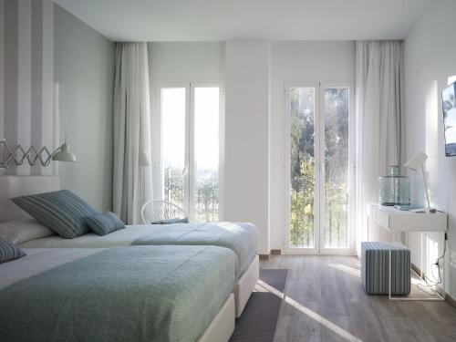 Standard Double or Twin Room - single occupancy Hotel Boutique Balandret 4