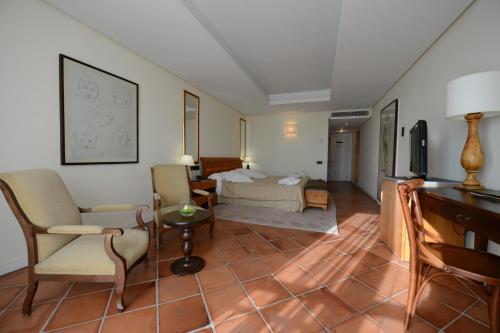 Habitación Familiar (2 adultos + 2 niños) Hotel Cigarral el Bosque 4