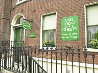 Photo of Gate Lodge B&B Hotel Bed and Breakfast Accommodation in Dublin Dublin