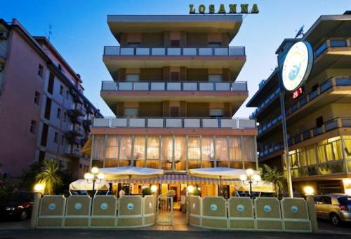 More about Hotel Losanna