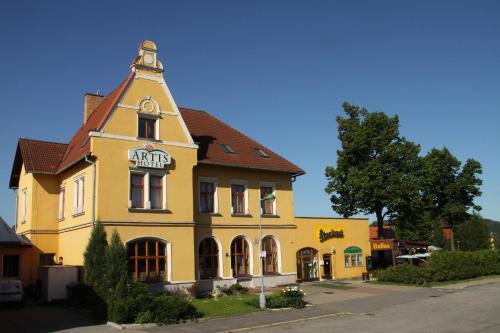 Hotel Artis Nove Mesto Na Morave Low Rates No Booking Fees
