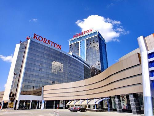 Stay at Hotel Korston Tower Kazan