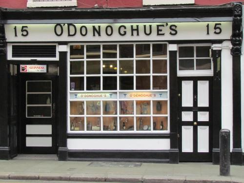 Photo of O'Donoghue's Hotel Bed and Breakfast Accommodation in Dublin Dublin