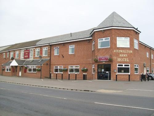 Photo of The Fitzwilliam Arms Hotel Hotel Bed and Breakfast Accommodation in Rotherham South Yorkshire