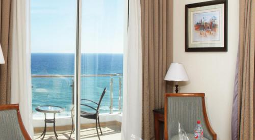 Junior Suite mit Meerblick (1 Erwachsener) (Junior Suite with Sea View (1 Adult ))