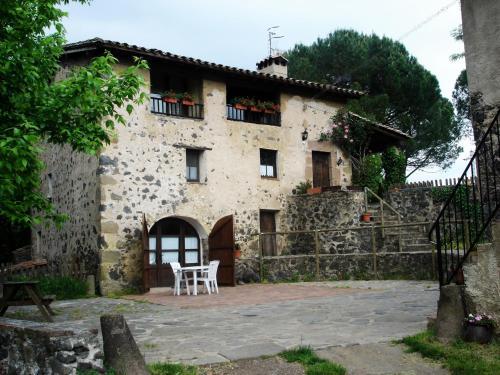 Apartaments Mas Violella front view