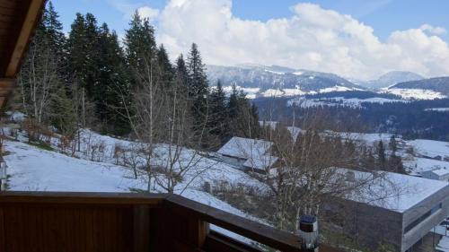 Ferienwohnung Schlemmer - Apartment mit 2 Schlafzimmern mit Balkon