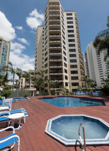 Aloha Apartments Resort/Hotel Gold Coast